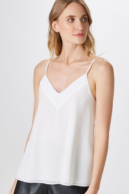 6968cf0bda5154 OUTLET - ROUPAS - Blusas Canal OFF White – Canal Concept