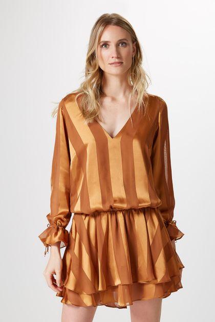 519eaeff7 ROUPAS - Vestidos Amarelo – Canal Concept